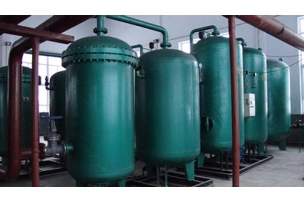 1000Nm3/h,98%制氮设备现场合格运行中(新疆塔西河煤矿)