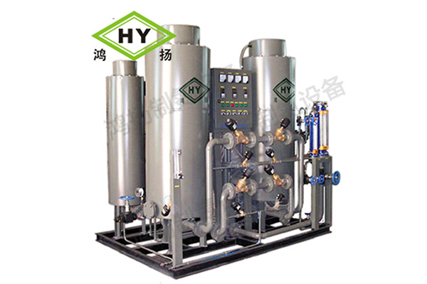 使用氮气纯化装置的特点表现